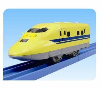 楽しく遊べるおもちゃ・玩具鉄道コレクションミニチュアトレインテコロジープラレールTP-04923形ド