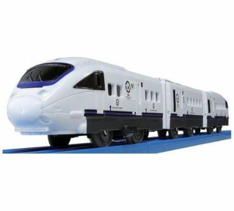 鉄道コレクションミニチュアトレイン趣味の玩具・模型プラレールS-19JR九州885系特急電車※レール
