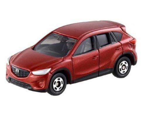 楽しく遊べるおもちゃ・玩具乗用車コレクションカーコレクショントミカNo82マツダCX-5コンパクトク