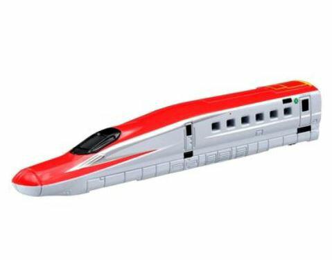 楽しく遊べるおもちゃ・玩具鉄道コレクションミニチュアトレイントミカNo123E6系新幹線秋田新幹線〈