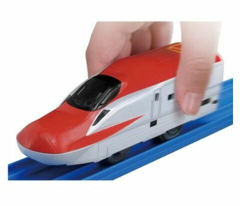 楽しく遊べるおもちゃ・玩具鉄道コレクションミニチュアトレイントミカテコロジープラレールTP-05E6