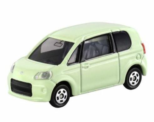 楽しく遊べるおもちゃ・玩具乗用車コレクションカーコレクショントミカNo12トヨタのプチバンポルテ〈趣