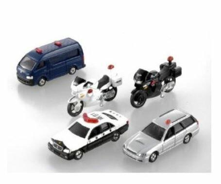 楽しく遊べるおもちゃ・玩具カーコレクションミニカートミカギフトセット緊急車両現場に急行せよ〈趣味・コ