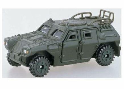 楽しく遊べるおもちゃ・玩具乗用車コレクションカーコレクショントミカNo114自衛隊軽装甲機動車〈趣味