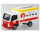 楽しく遊べるおもちゃ・玩具 トラックコレクション カーコレクション トミカ No.49 ヤマザキ・パ