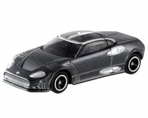楽しく遊べるおもちゃ・玩具乗用車コレクションカーコレクショントミカNo98スパイカーC8ラヴィオレッ