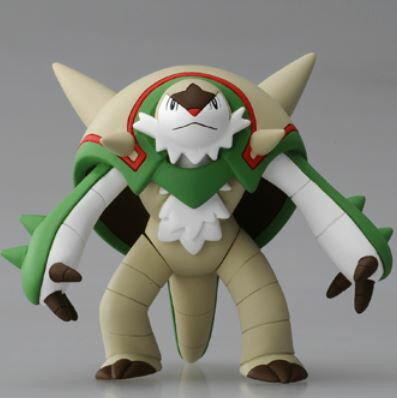 楽しく遊べるおもちゃ・玩具ポケットモンスターXY立体図鑑フィギアモンスターコレクションSP-07ブリ