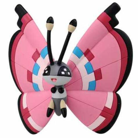 楽しく遊べるおもちゃ・玩具ポケットモンスターXY立体図鑑フィギアモンスターコレクションMC-024ビ