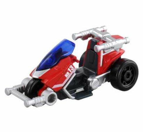 楽しく遊べるおもちゃ・玩具カーコレクションミニカートミカハイパーレスキューシリーズHR13機動放水バ
