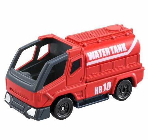 楽しく遊べるおもちゃ・玩具カーコレクションミニカートミカハイパーレスキューシリーズHR10機動水槽車