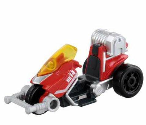 楽しく遊べるおもちゃ・玩具カーコレクションミニカートミカハイパーレスキューシリーズHR14機動工作バ