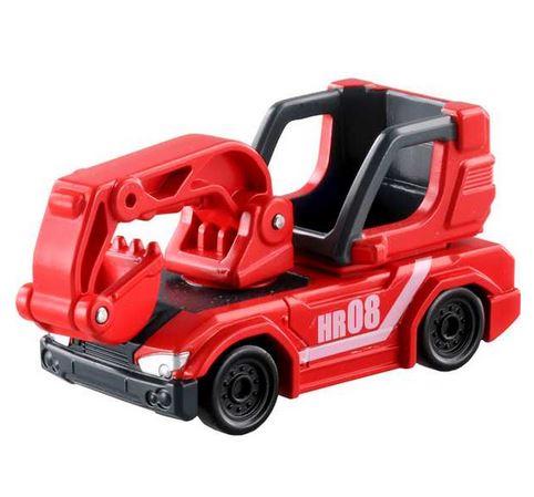楽しく遊べるおもちゃ・玩具カーコレクションミニカートミカハイパーレスキューシリーズHR08機動工作シ