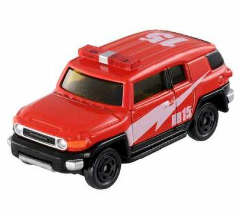 楽しく遊べるおもちゃ・玩具カーコレクションミニカートミカハイパーレスキューシリーズHR15機動工作指