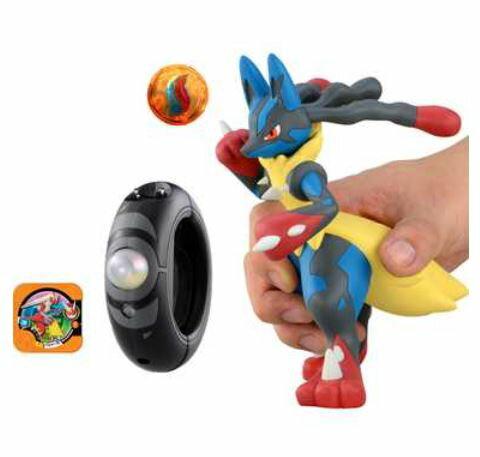楽しく遊べるおもちゃ・玩具ポケットモンスターXY立体図鑑フィギアモンスターコレクションメガシンカフィ