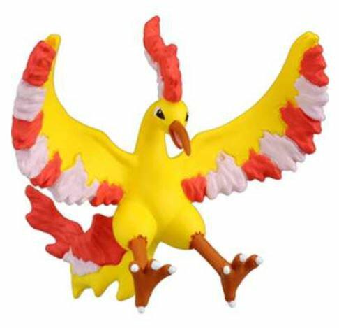 楽しく遊べるおもちゃ・玩具ポケットモンスターXY立体図鑑フィギアモンスターコレクションMC-052フ