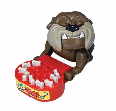 玩具 楽しく遊べるおもちゃ 噛み付かれた人が負けのドキドキゲーム! スーパードッキドキゲー…...:suzukatu:10025650