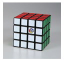 玩具 楽しく遊べるおもちゃ 究極の難解立体パズル 6面完成へのさらなる挑戦! ルービックリベンジ 〈手器用 指の運動 知育玩具 大人用 子供用 子ども 大人のおもちゃ おとなのおもちゃ こども Rubik's Cube ルービックキューブ 立方体パズル 4×4〉