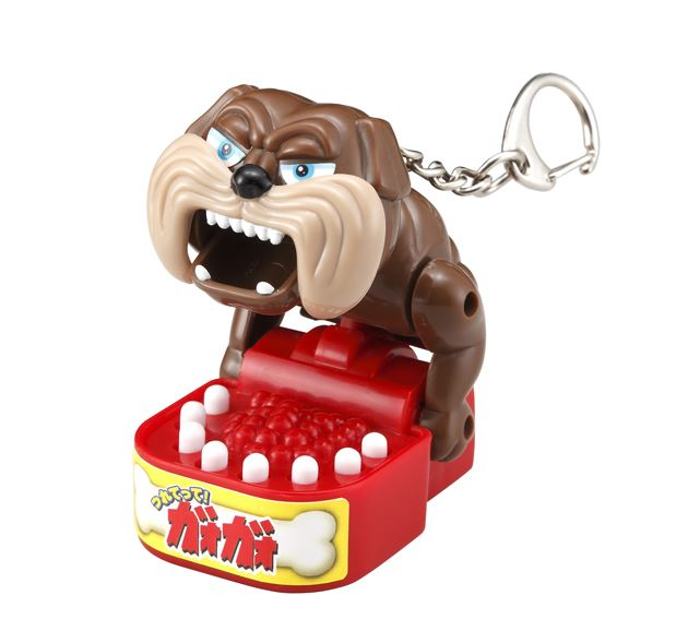 玩具 楽しく遊べるおもちゃ 噛み付かれた人が負けのドキドキゲーム! 番犬ガオガオのミニミニ…...:suzukatu:10025691