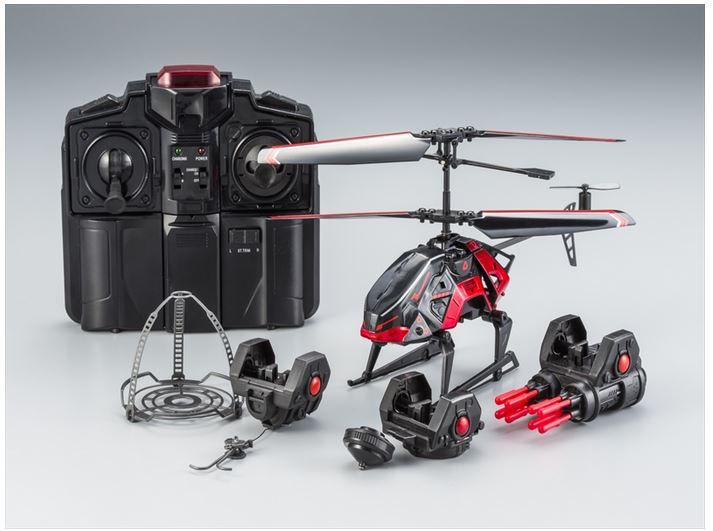 ホビーラジコン趣味の玩具・模型カーコレクションRC赤外線ヘリコプターコンボファルコン〈R/C赤外線ヘ