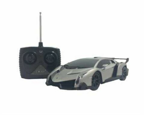ホビーラジコン趣味の玩具・模型カーコレクションRC1/24ランボルギーニベネーノ〈R/CカーRCカー