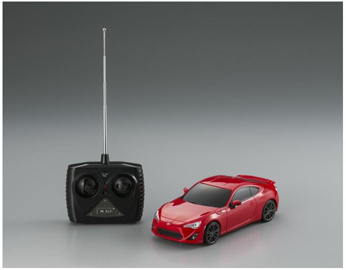 ホビーラジコン趣味の玩具・模型カーコレクション1/24ラジオコントロールカートヨタ86GTリミテッド