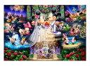玩具, 興趣, 遊戲 - アニメーションジグソーパズルシリーズ 趣味のパズル ディズニーシリーズ ペーパーホログラム 500ピース 【D-500-430 永遠の誓い〜ウエディング ドリーム〜】 〈Disney jigsaw puzzle 玩具 おもちゃ ミッキー&フレンズ 500ピース 知育〉