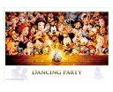 アニメーションジグソーパズルシリーズ 趣味のパズル ディズニーシリーズ スペシャルアート ツネオ・サンダ 1000ピースパズル 【D-1000-434 Dancing Party】 〈Disney jigsaw puzzle 玩具 おもちゃ 1000ピース知育〉