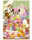 アニメーションジグソーパズルシリーズ 趣味のパズル ディズニーシリーズ 204ピースパズル 【98-578 デリシャス・マカロンツリー】 〈Disney jigsaw puzzle 玩具 おもちゃ ミッキー&フレンズ 204ピース知育〉