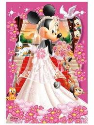 アニメーションジグソーパズルシリーズ 趣味のパズル ディズニーシリーズ 204ピースパズル 【98-649 夢見た日】 〈Disney jigsaw puzzle 玩具 おもちゃ ミッキー&フレンズ ミニーマウス 204ピース知育〉