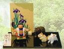 送料無料 南雲作 五月人形 伊予一刀彫り 【金太郎 悠々】 〈5月人形出し飾り きんたろう 坂田金時 お節句飾り 端午の節句 初節句祝い 子供の日 五月五日 5月5日記念日 お節句通販〉