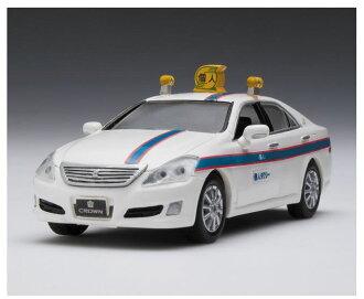 計程車公車模型車愛好玩具、 模型豐田個人計程車皇冠的士 1/43 規模 DK 4107 皇冠的士 q 車輛模型車輛模型玩具 Diapet diapet 品牌豐田汽車店]