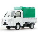 卡车收藏小型汽车爱好的玩具?模型斯巴鲁Sambar轻卡车 车篷附着 行李的奉送品也合到的1/36比例尺 DK-5115<汽车模型车辆模型轻虎 小型汽车 玩具[トラックコレクション ミニカー 趣味の玩具?模型 スバルサン