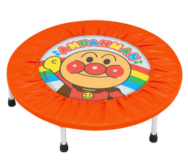 遊具 玩具 おもちゃ アンパンマンのおうちで公園! NEWぴょんぴょんジャンプトランポリン 〈子供用 子ども こども 幼児用 あんぱんまん 大型遊具 大型玩具 ゆうぐ 運動 スポーツ ギフト・プレゼント・贈り物にも人気です。 とらんぽりん 通販〉