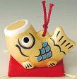 陶器製 五月人形 5月人形 鯉幟 鯉のぼり こいのぼり 端午の節句 子供の日 5月5日 激安! 金運出世鯉 (大) Koinobori
