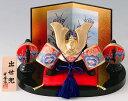 昭峰作 陶器製 五月人形 兜飾り 端午の節句 錦彩出世兜平台飾り お写真の物一式がセットになっています! 〈5月人形 かぶとかざり 節句飾り 子供の日 5月5日 初節句お祝い 陶器のお飾り・置物 日本の伝統品 楽天通販〉