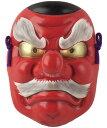陶器製 能面 吉祥面 【天狗・てんぐ】 Noh mask 〈海外・外国へのお土産・プレゼントにも人気です。 和のインテリア 外国人おみやげ 日本のおみやげ 日本の伝統品 お面 のうめん おめん 天狗のお面 天狗面 通販〉