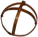 特製 桃の節句のつるし飾り(雛の吊るし飾り・ひなのつるし飾り・さげもん・傘福)用 竹の輪(特小) 輪の直径11cm〜13cm (約12cmの商品ですが、自然素材の手作り品につき、表示内での御提供になります。)