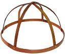 特製 桃の節句のつるし飾り(雛の吊るし飾り・ひなのつるし飾り・さげもん・傘福)用 竹の輪(特大) 輪の直径29cm〜31cm(約30cmの商品ですが、自然素材の手作り品につき、表示内での御提供になります。)