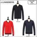【送料無料】【J.LINDEBERG/J.リンドバーグ】071-12014メンズ セーター27E M Bastien Cold Wash Merino