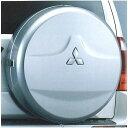 【パジェロ】純正 V77 V73 V63 スタイルドタイヤケース(ニュータイプ) パーツ 三菱純正部品 PAJERO オプション アクセサリー 用品