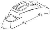 【ジムニー】純正 JB43W コンソールボックス パーツ スズキ純正部品 jimny オプション アクセサリー 用品