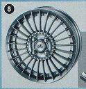 【ソニカ】純正 L405S アルミホイール(1)(15インチ・SCUBA) パーツ スズキ純正部品 sonica オプション アクセサリー 用品