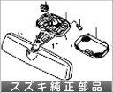 【ジムニー】純正 JB23W ルームミラー パーツ スズキ純正部品 jimny オプション アクセサリー 用品