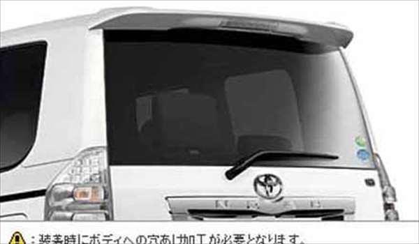 『ノア』 純正 ZRR70 リヤスポイラー パーツ トヨタ純正部品 noa オプション アクセサリー 用品
