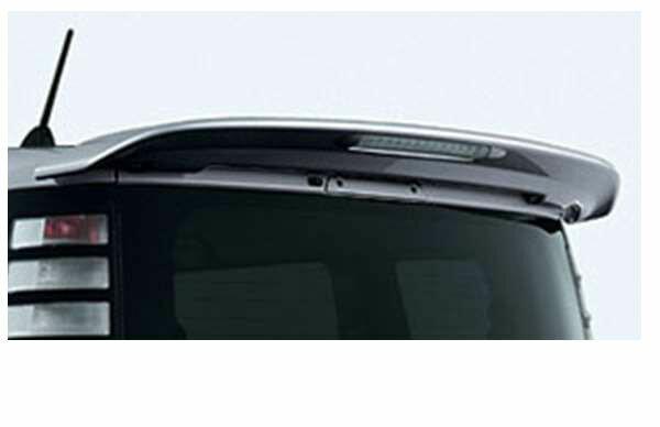 【シエンタ】純正 NCP81 NCP85 リヤスポイラー 大型 パーツ トヨタ純正部品 ルーフスポイラー リアスポイラー sienta オプション アクセサリー 用品