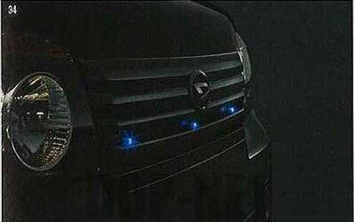 [ダイハツ純正部品] LEDフロントグリルイルミネーションアトレーワゴン atraiwagon [S321G/S331G]