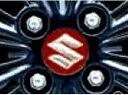 『スペーシア』 純正 MK53S アルミホイールセンターキャップ パーツ スズキ純正部品 安心の純正品 オプション アクセサリー 用品
