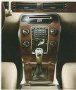 V70 XC70 S80 パーツ センターコンソール・ダッシュボードセンター クラシック・ウッド ボルボ純正部品 BB6304TW BB6304TXC AB6304T オプション アクセサリー 用品 純正 ウッド 送料無料