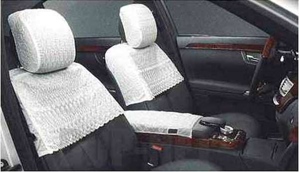 Suzuki motors rakuten global market s class reshef seat for Mercedes benz original seat covers