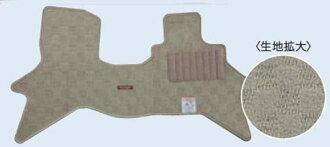 [NV100 帆船 / NV100 剪力拓︰ 真正 DR17V 地板地毯標準單件後座部分日產純正配件地毯地墊地板墊地毯墊選項配件